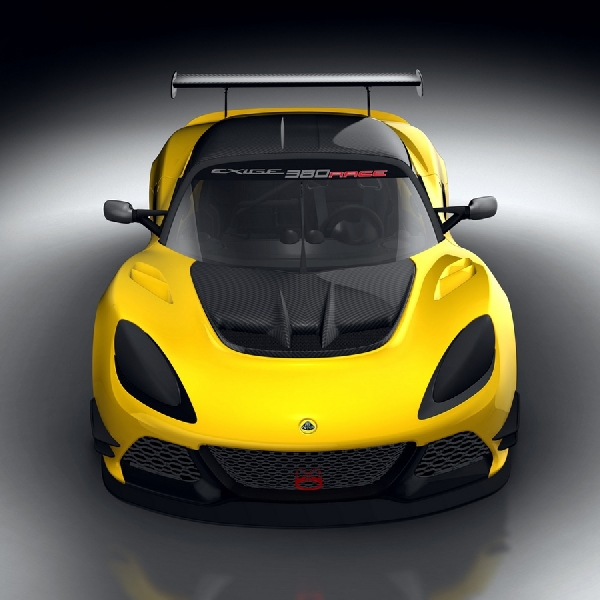 Lotus Exige Race 380 - Born To Be a Winner