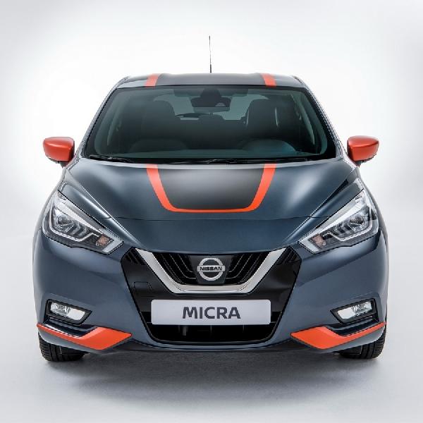 Nissan Micra Bose Edition - Hanya ada 3000 unit
