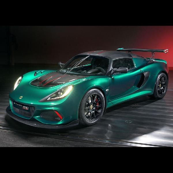 Lotus Tambah Amunisi Dengan Exige Cup 430