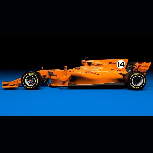 F1: Mclaren Siap Bertarung di Barisan Depan Bersama Renault