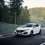 All-New Honda Civic Type R Pecahkan Rekor Nurburgring