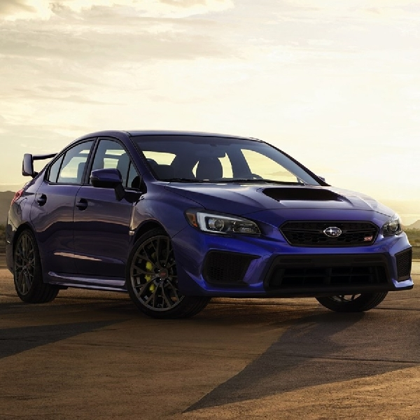 Subaru Umumkan Hadirnya WRX dan WRX STI 2019
