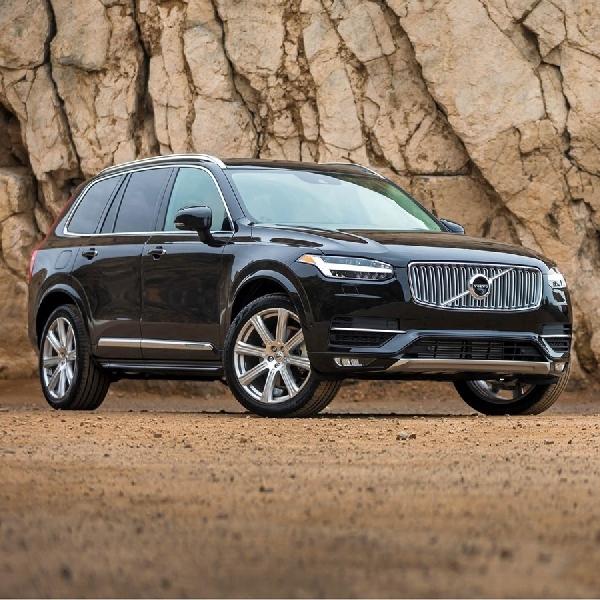 Volvo dan Nvidia Kerjasama Bangun Mobil Masa Depan