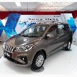 Suzuki Ekspor Ertiga dan NEX II Rakitan Indonesia ke 22 Negara