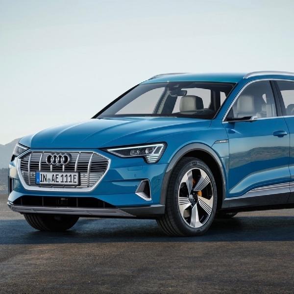 Audi e-tron 2019 Dapat Dipesan Mulai Hari Ini