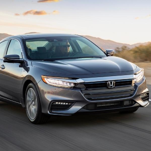 Honda Insight 2019 Akhirnya di Produksi