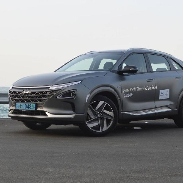 Hyundai Nexo 2019 Akan Menggantikan Tucson Fuel Cell