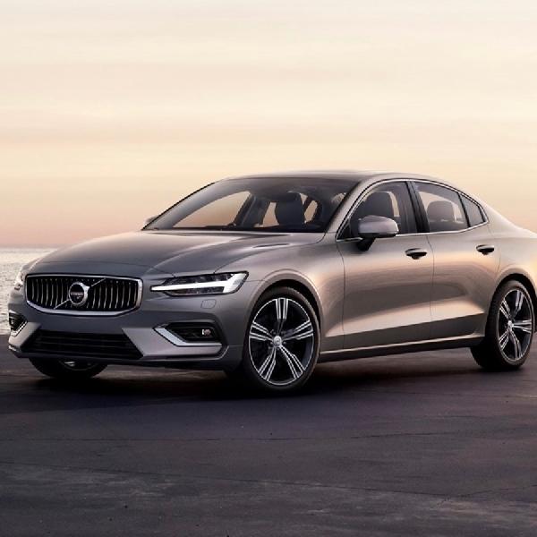 Volvo S60 2019 akan Dirakit di Charleston