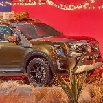 Lah, Kia Telluride 2020 Hadir di New York Fashion Week