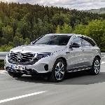 Akhirnya Mercedes-Benz Rilis SUV EQC