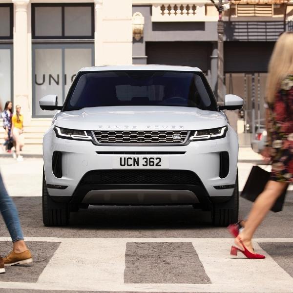 Range Rover Evoque Akan Hadir dengan hybrid
