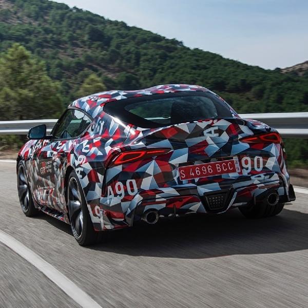 Inggris Sudah Bisa Memesan Toyota Supra 2020