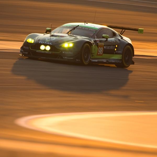 Aston Martin Racing Sabet Gelar Juara Dunia WEC