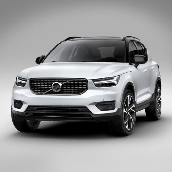 Volvo Luncurkan SUV Kompaknya Dengan XC40