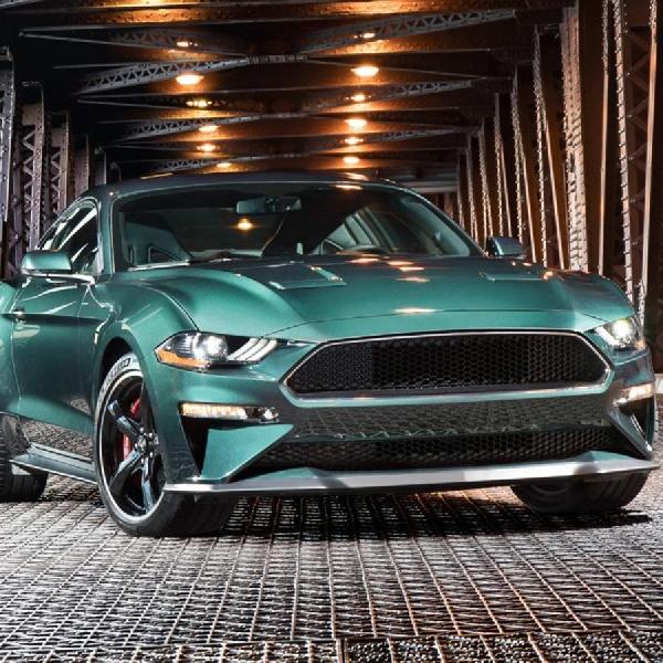 Ford Mustang Bullitt 2019: American Muscle yang Makin Gagah