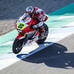 Dimas Ekky Tampil Impresif di CEV Moto2 Jerez