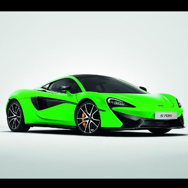 McLaren Sports Series Genuine Accessories