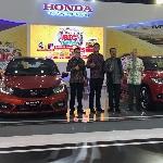 Honda Big Surprise Hadir di GIIAS Medan Auto Show 2018