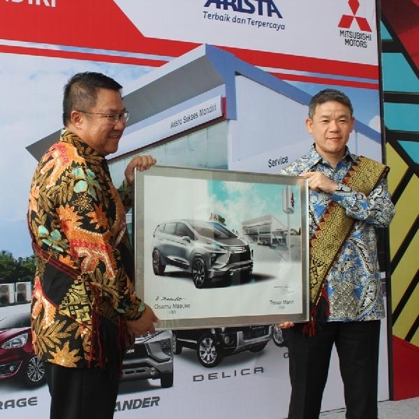 Kyoya Kondo Resmi Tinggalkan Mitsubishi Indonesia