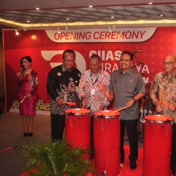 GIIAS Surabaya Auto Show 2016 Resmi Dibuka