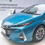 Studi Mobil Listrik Kemenperin: Hemat Energi Hingga 80 Persen