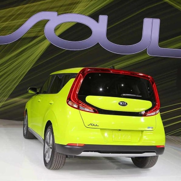 Kia Soul Terbaru Diperkenalkan di LA Auto Show 2018