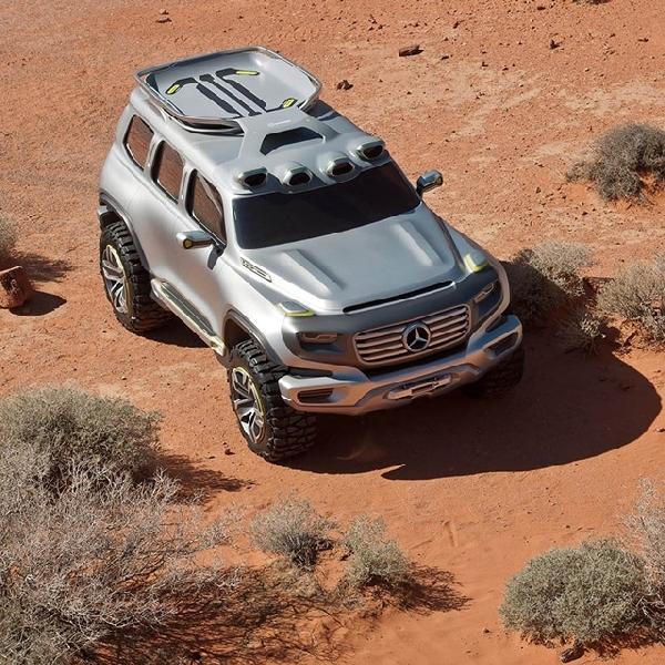 Mercedes Siapkan GLB Class , Mengisi Kekosongan GLA dan GLC