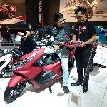 Honda PCX dan Vario Jadi Motor Terlaris Honda di IMOS 2018