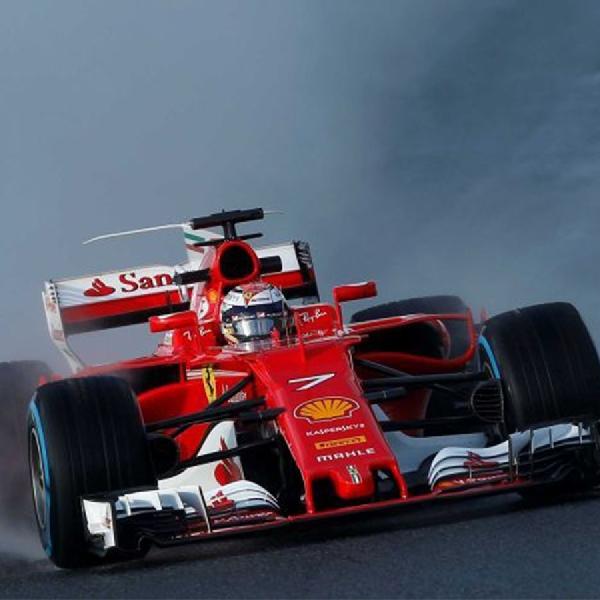 F1: Ferrari Akan kembali Lakukan Uji Coba Ban Basah Pirelli