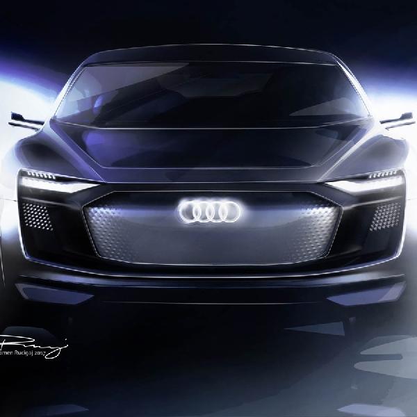 Audi Sportback Crossover Concept Siap Gemparkan Shanghai