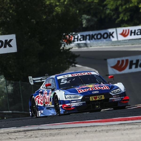 Rene Rast Raih Kemenangan Pertama di DTM