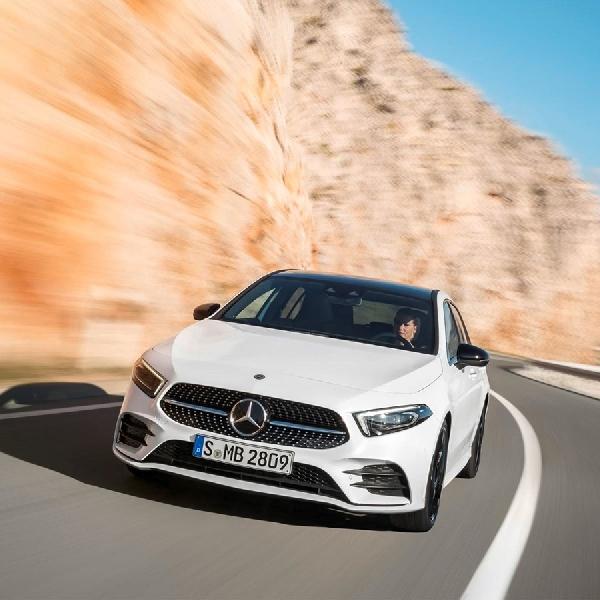 Tenaga Mercedes-AMG A35 Akan Tembus 300 Hp