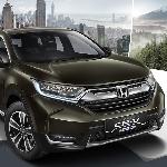 Honda CR-V Raih Dua Penghargaan dari Asean NCAP