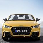 Bisa dipesan, Audi TT RS Coupe dan Roadster dengan 400 hp