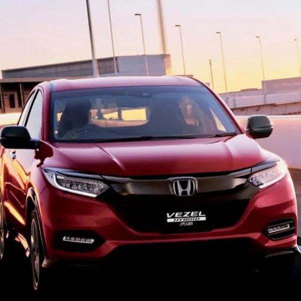 Honda HR-V yang Lebih Segar Akan Hadir di Australia