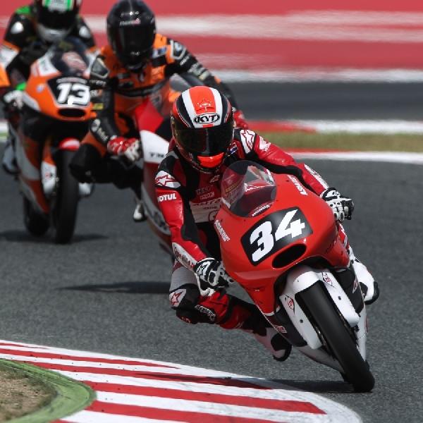 Moto3: Ajang Pembuktian Andi Gilang di Moto3 Junior World Championship di Sirkuit Albacete