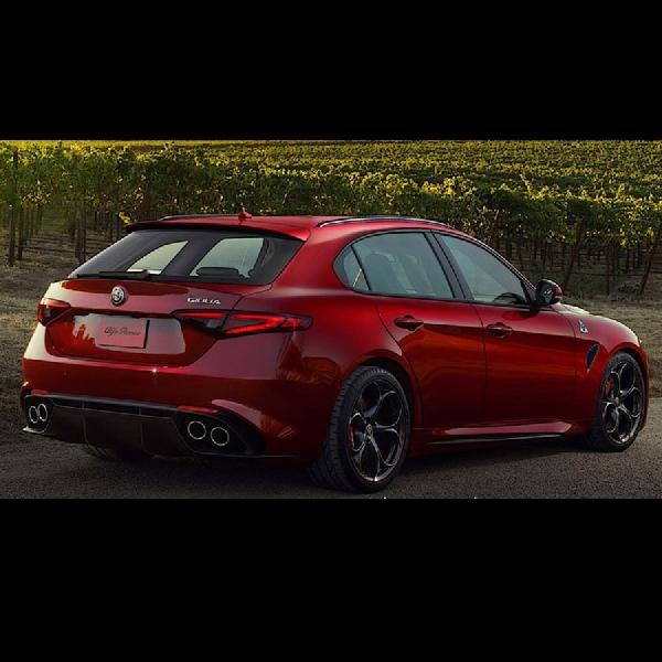 Alfa Romeo Rencanakan Giulia Station Wagon
