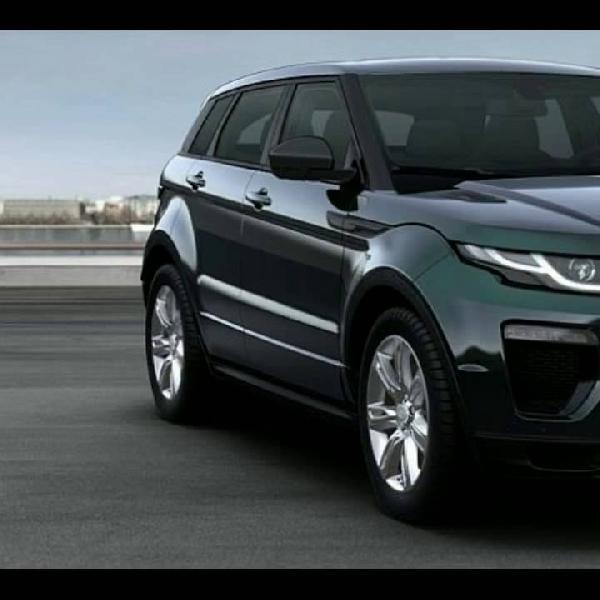 All-New Range Rover Evoque Muncul ke Publik