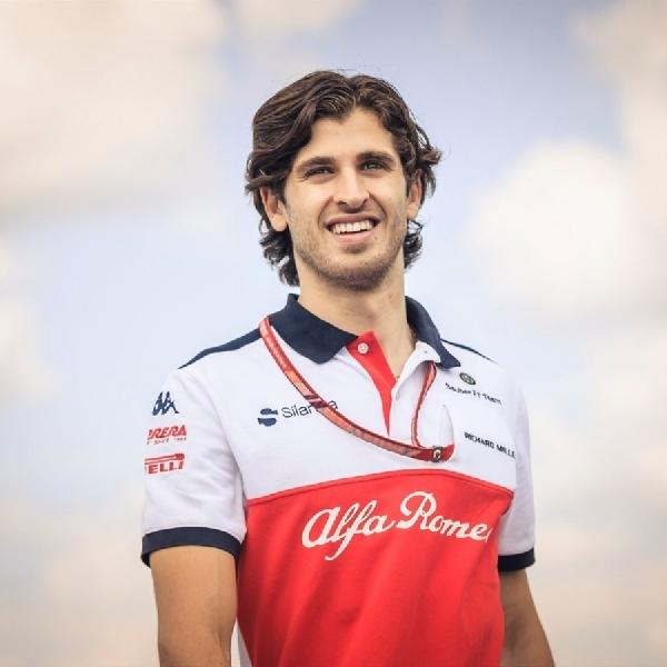 Giovinazzi Akan Satu Tim Dengan Raikkonen Di Sauber Pada 2019