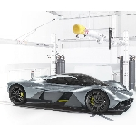 Aston Martin AM-RB 001 Hypercar yang Mengalahkan Formula One