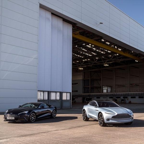 Aston Martin Bangun Pabrik Baru di Wales