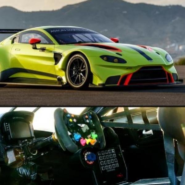Aston Martin Luncurkan Vantage GTE 2018