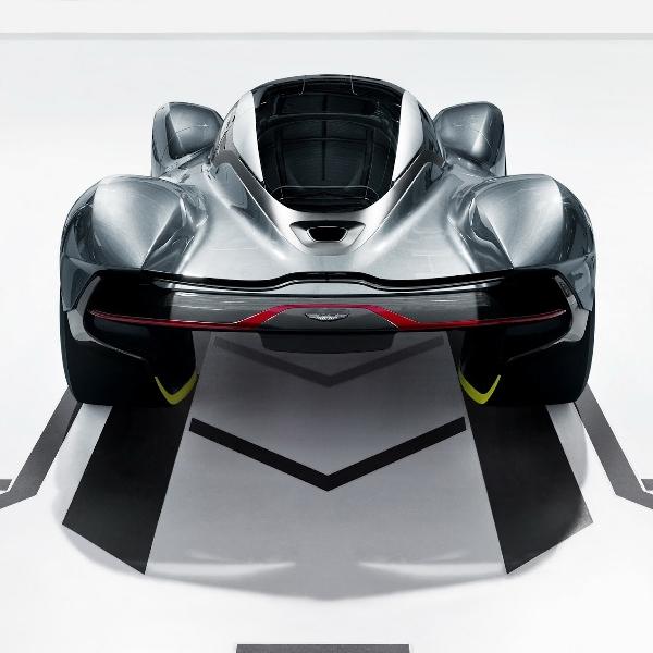 Diproduksi hanya 150 unit, AM-RB001 Milik Aston Martin akan Secepat F1