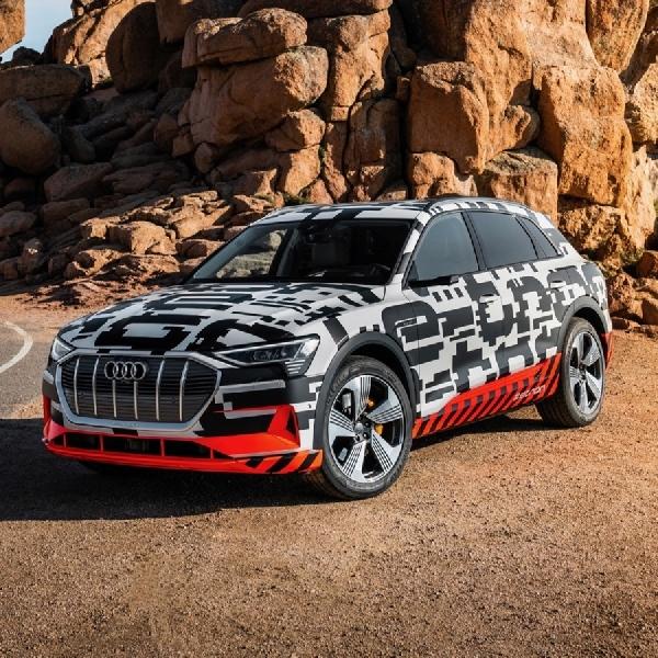 Audi Resmi Luncurkan E-tron
