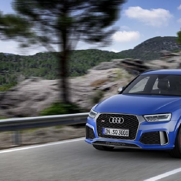 Audi RS Q3 Baru Diklaim Memiliki Tenaga Mencapai 367 Hp