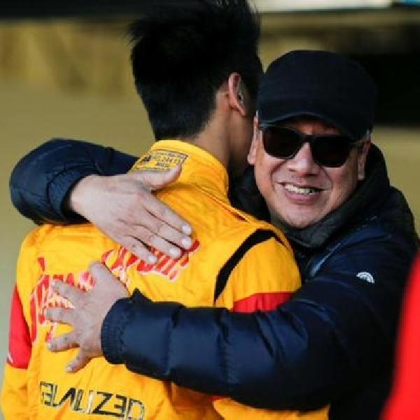 F1: Ayah Sean Gelael akan Investasi di Manor Racing?