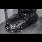 Modifikasi: Bentley Bentayga Le Mans Edition oleh Kahn Design