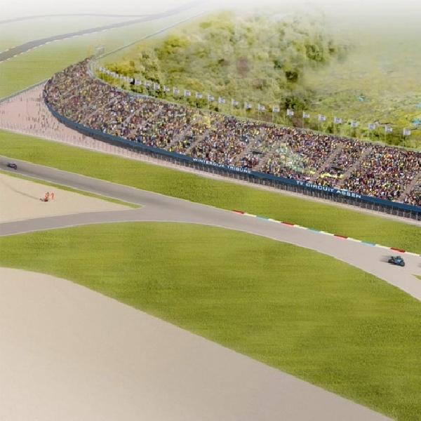 MotoGP: Berapa Biaya Renovasi Tribun Penonton Sirkuit Assen