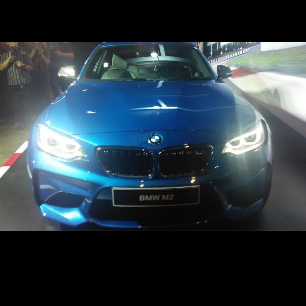 All New BMW M2 Coupe Resmi Hadir di Jakarta