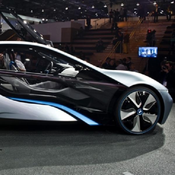 BMW i5 Bakal Menjadi Model MPV atau Sedan